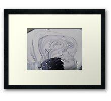 Paint Pot Framed Print