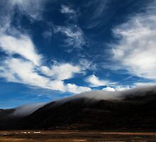 Clouds to see only in the highlands by SHOT