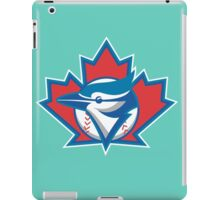 Blue jay Toronto basketball sport iPad Case/Skin