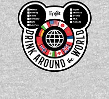 Drink Around the World - EPCOT Checklist v2 Unisex T-Shirt