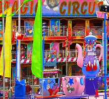Magic Circus by Geoffrey Higges