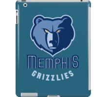 Grizzlies sport iPad Case/Skin