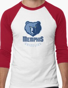 Grizzlies sport Men's Baseball ¾ T-Shirt