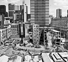 The core of Destruction by Simon Penrose