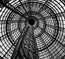Melbourne Central by Simon Penrose