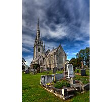 Church of Marble Photographic Print