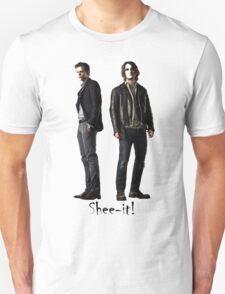 Roman & Peter Shee-it! T-Shirt