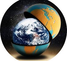 Earth's Protective Cover by Gravityx9
