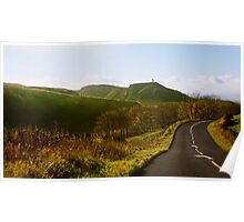 Derbyshire 1 Poster