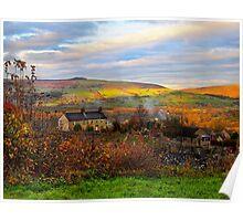 Derbyshire 2 Poster