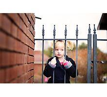 Gracie 1 Photographic Print