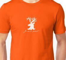 Stag Je Suis Prest Unisex T-Shirt