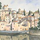 Puy l'Evêque by ian osborne