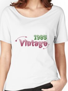 Vintage 1985 Women's Relaxed Fit T-Shirt