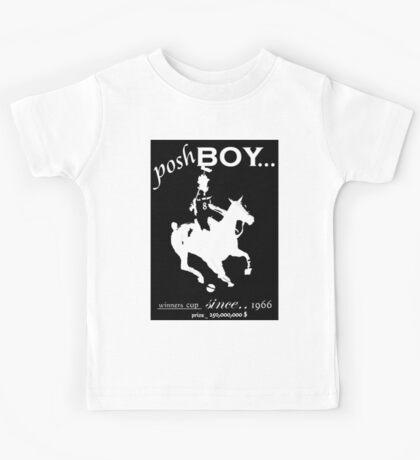 Posh Boy Kids Tee