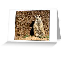 check it out! Greeting Card