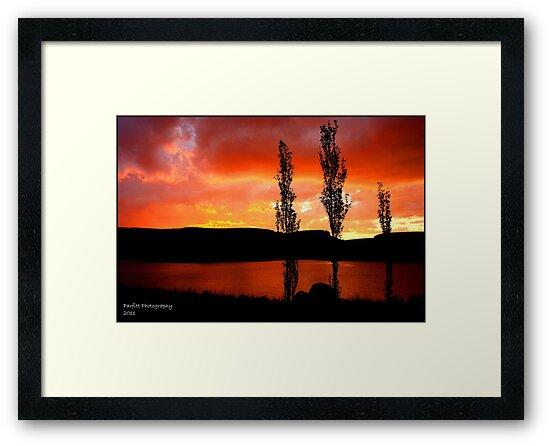 Kwantani, sunset by Greg Parfitt