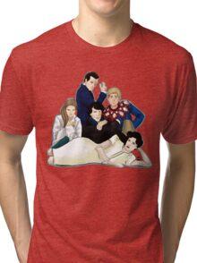 The Sherlock Club Tri-blend T-Shirt