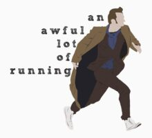 An Awful Lot Of Running (DARK TEXT) by jastrul