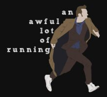 An Awful Lot Of Running (LIGHT TEXT) by jastrul