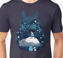 My Neighbor (night version) Unisex T-Shirt