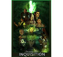 Dragon Age: Inquisition Photographic Print