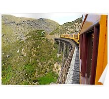 Viaduct, Taieri Gorge Railway Poster