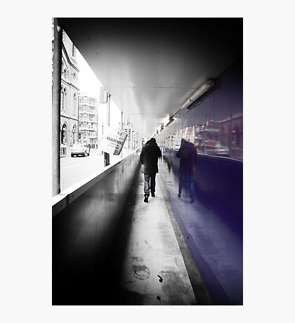 Where Are You Going.....? Photographic Print