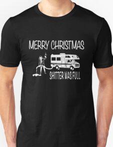 Merry Christmas Shitter's Full T-Shirt