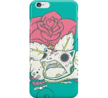 Venusaur Pokemuerto iPhone Case/Skin