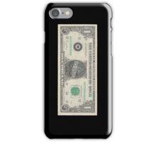 Dollar... Lemmy iPhone Case/Skin