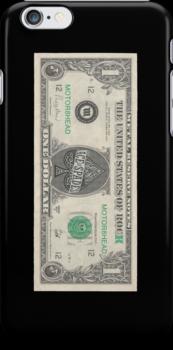 Dollar... Lemmy by Alternative Art Steve