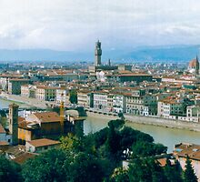 Firenze Italia by Imagery