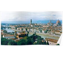 Firenze Italia Poster