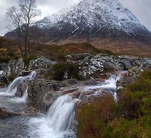 Buachaille Etive Mor by Paul Messenger