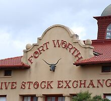 Fort Worth Stockyards by jesslla
