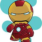 Iron Man by dmcolby