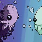 Aquatic Love by Alyssa May