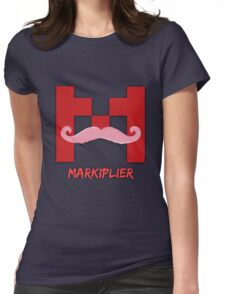 Warfstache Womens Fitted T-Shirt