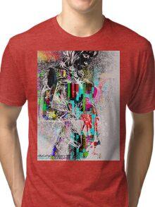 Painted Lady 2.0 Tri-blend T-Shirt