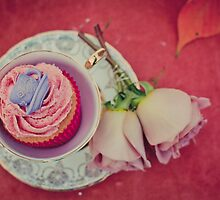 Cupcake in a Tea Cup II by photomadly