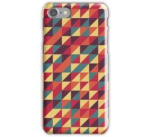Triangles - Sorcha iPhone Case/Skin