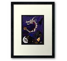 Hallowe'en Framed Print