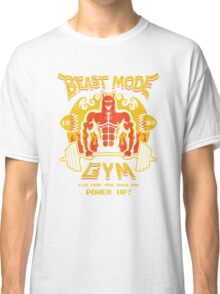 Beast Mode Gym Classic T-Shirt