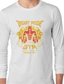 Beast Mode Gym Long Sleeve T-Shirt