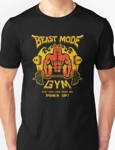 Beast Mode Gym Unisex T-Shirt