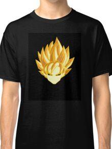 super saiyan head Classic T-Shirt