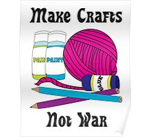 Make Crafts Poster