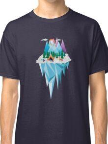 Geometrical Landscape Classic T-Shirt