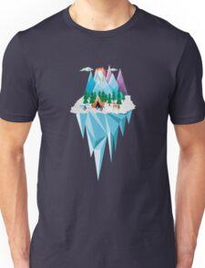 Geometrical Landscape Unisex T-Shirt